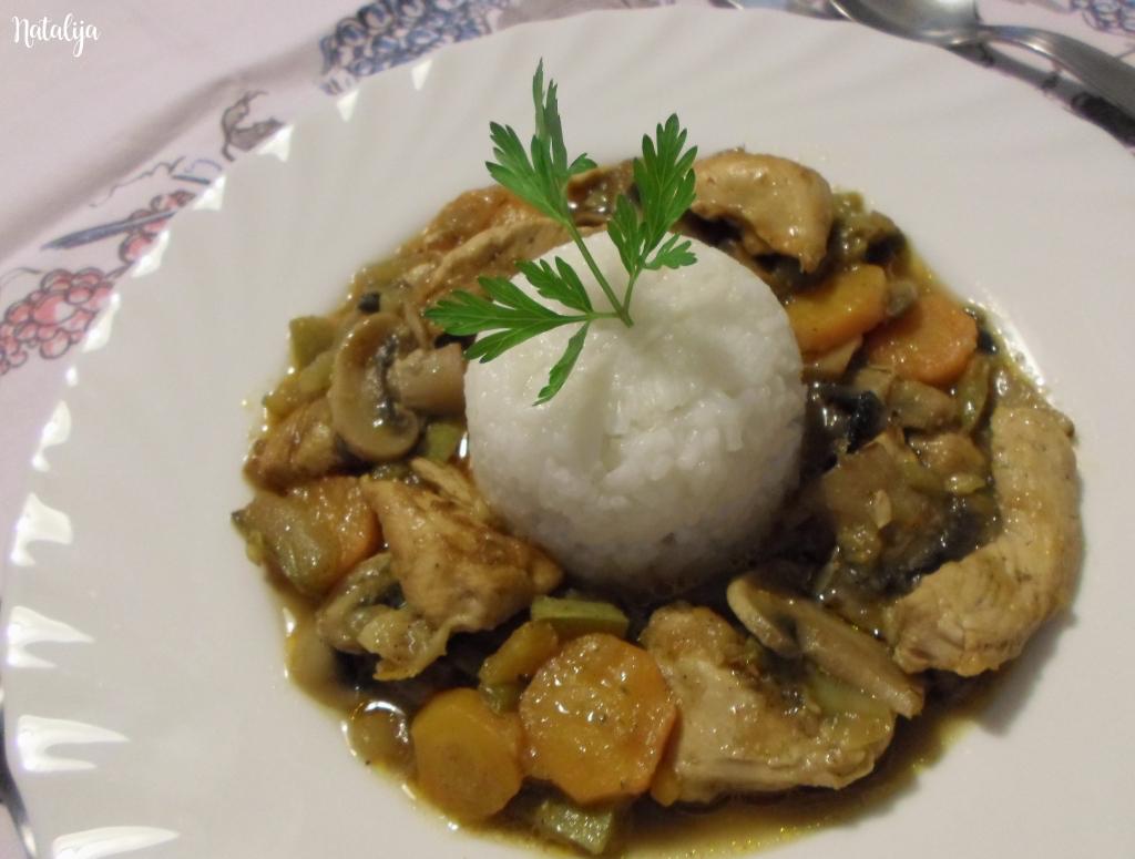 pileće belo meso na kineski način