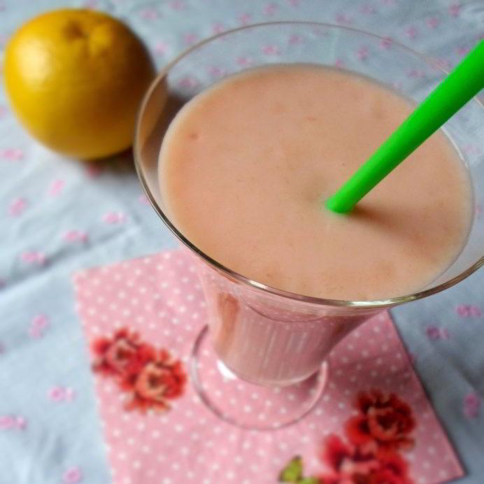 grejpfrut smoothie