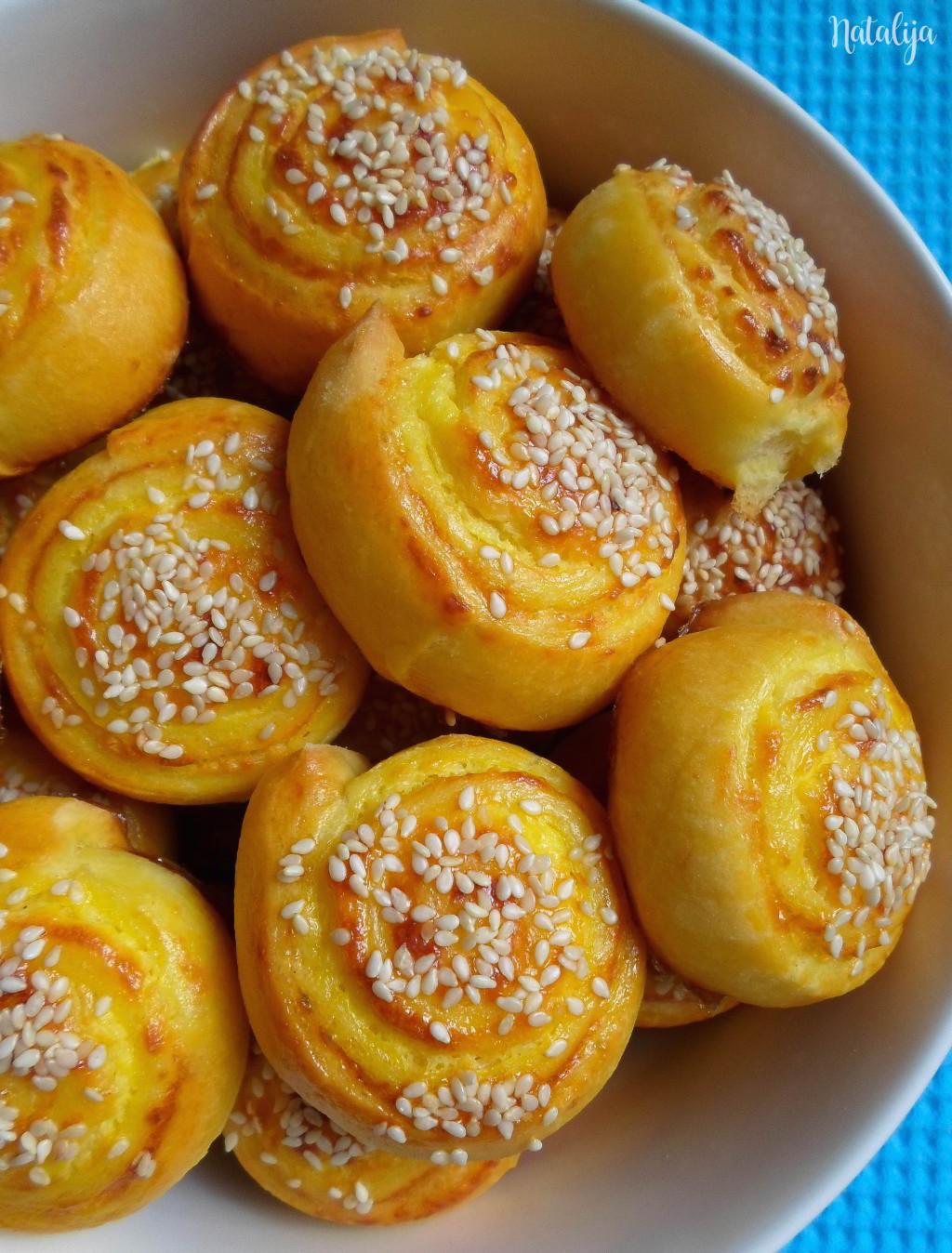 slani pužići sa sirom