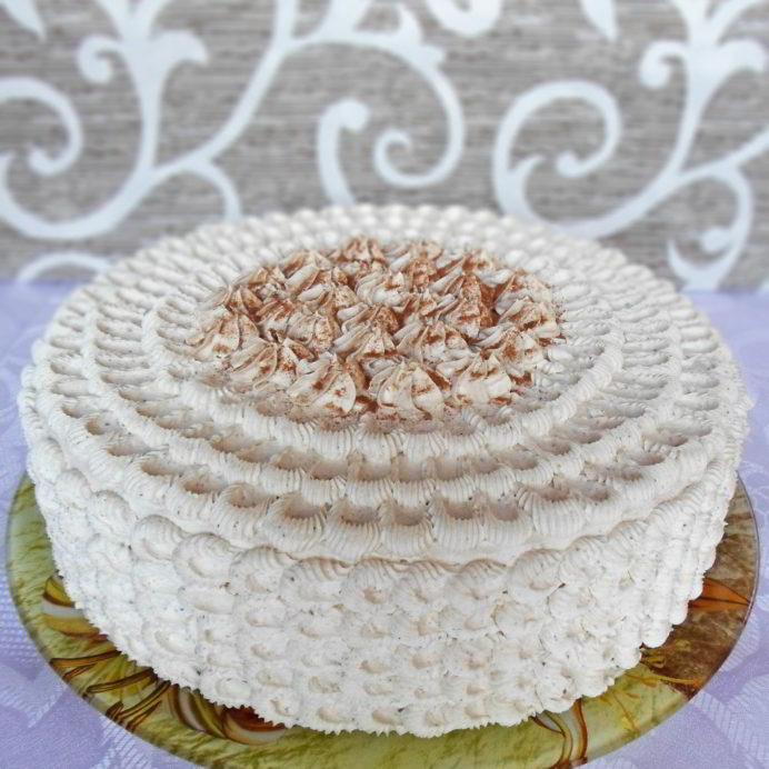 kesten torta sa čokoladom