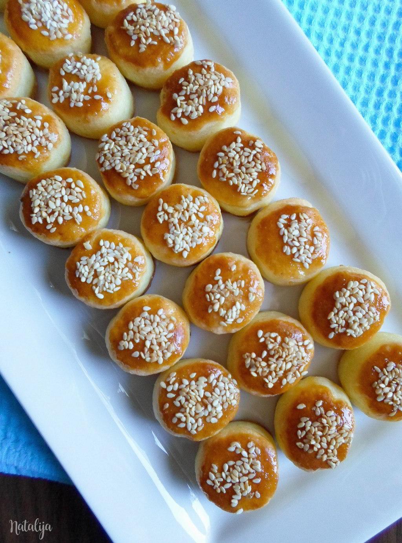 pogačice sa sirom