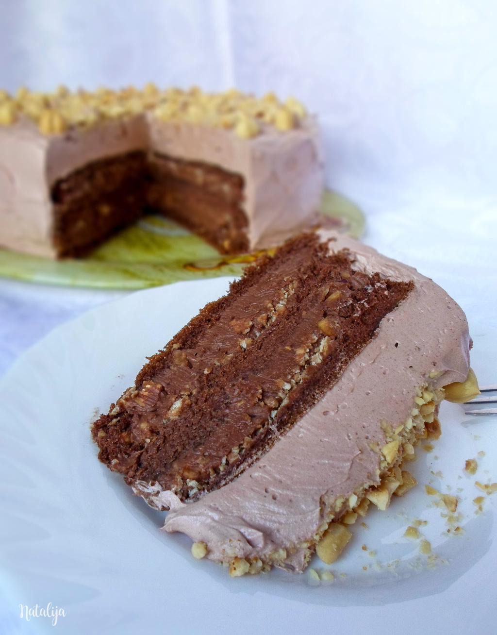 Ferrero torta