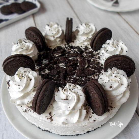 Oreo torta (bez pečenja)