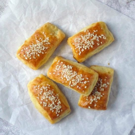 Brze štanglice sa sirom