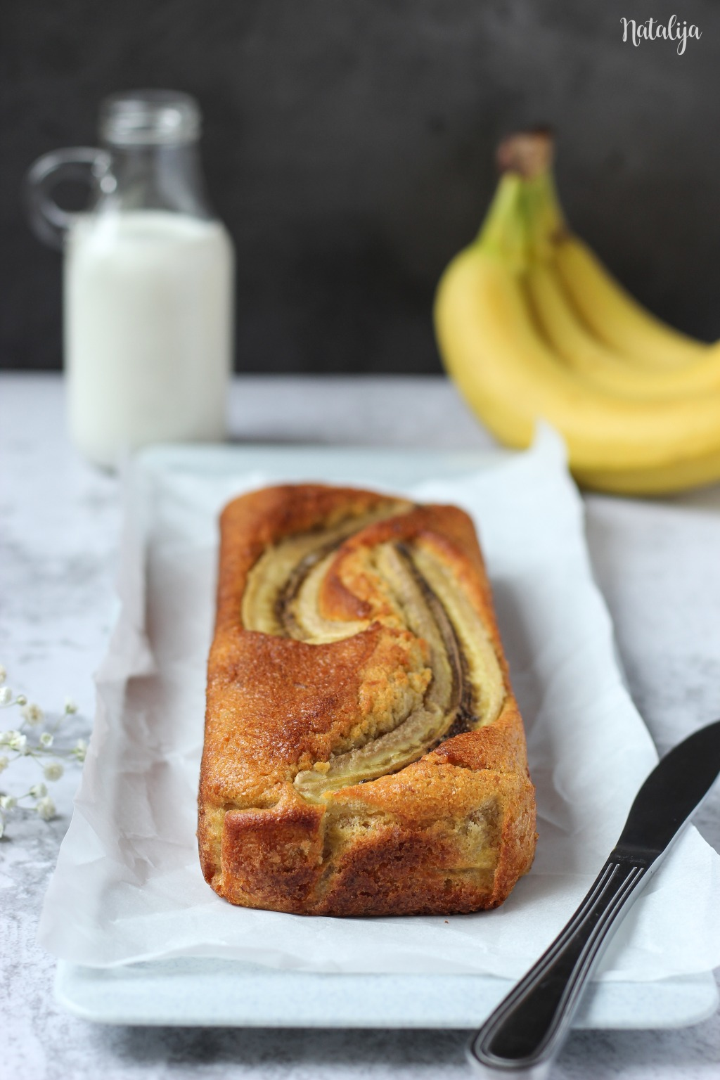 Banana hleb