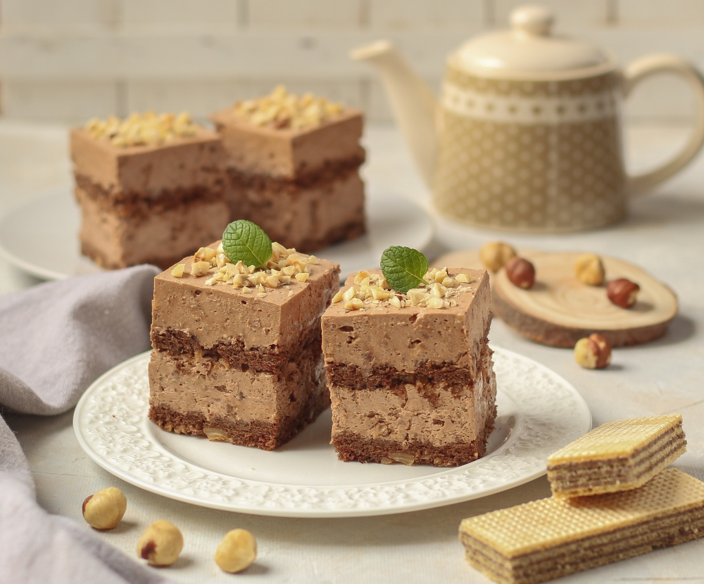 Ferrero Rocher kolač