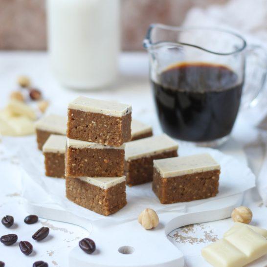 Bajadera sa kafom i belom čokoladom 1
