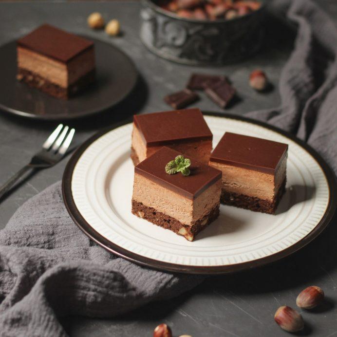 Čokoladni mascarpone kolač 1