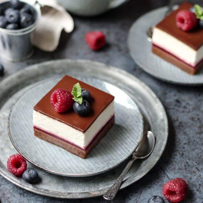 Kapri kolač bez pečenja 3