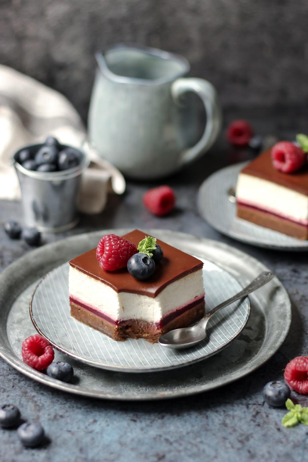 Kapri kolač bez pečenja 5
