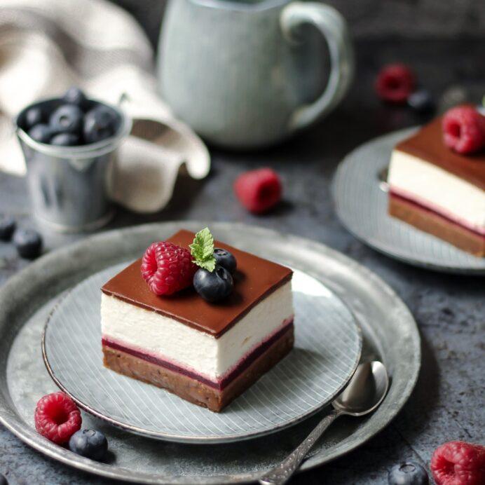 Kapri kolač bez pečenja 2