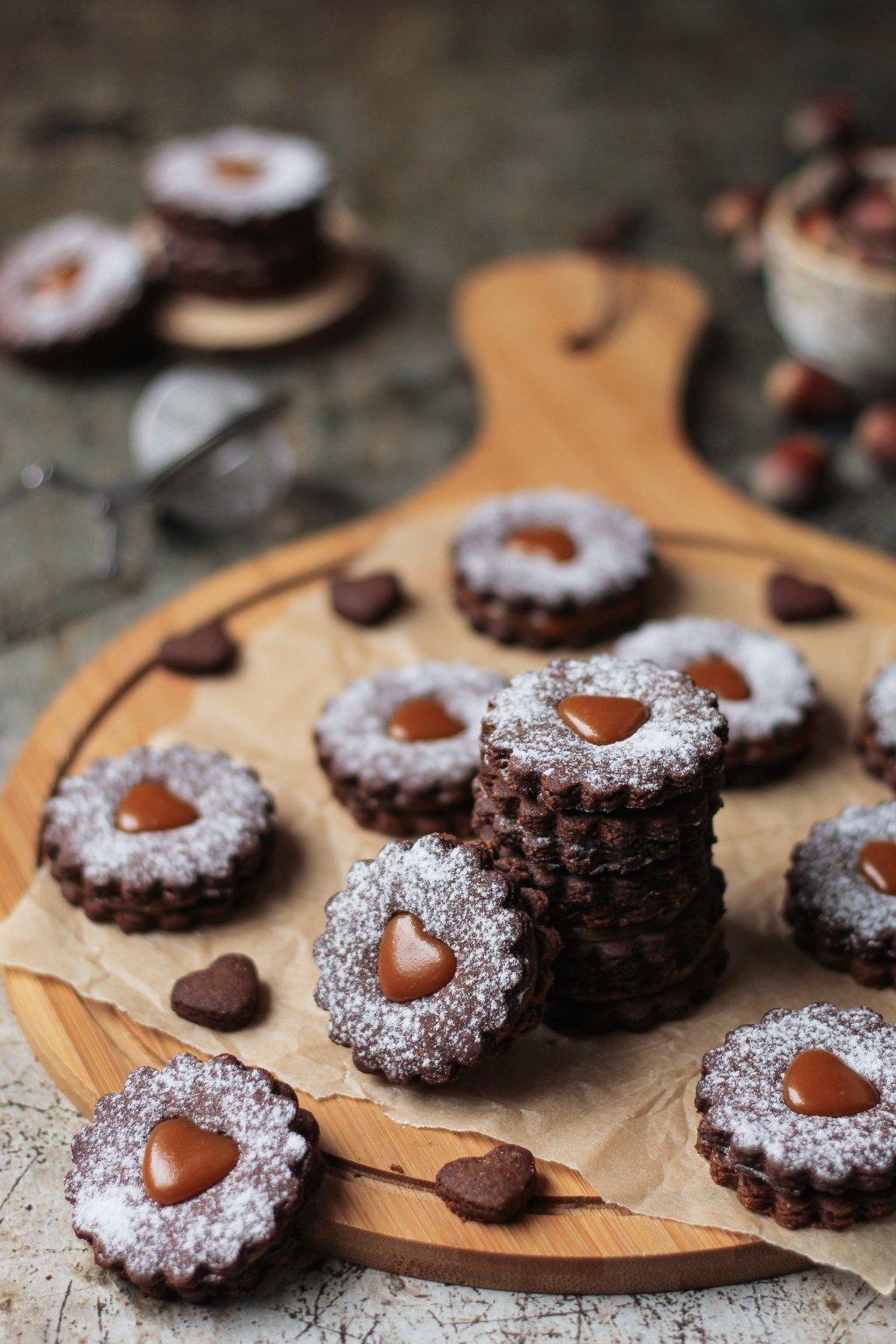 Kakao linzeri sa karamelom 5