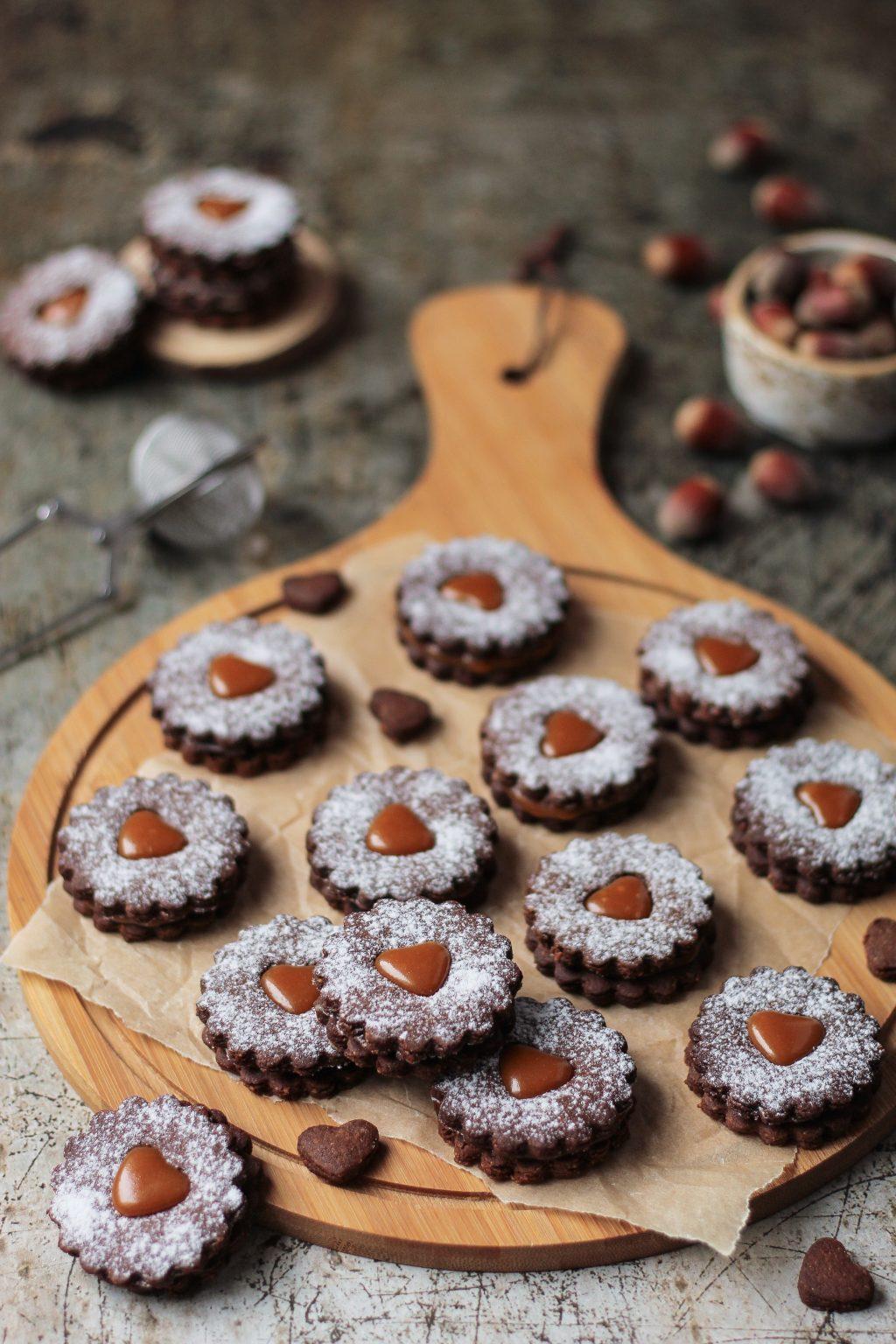 Kakao linzeri sa karamelom 3