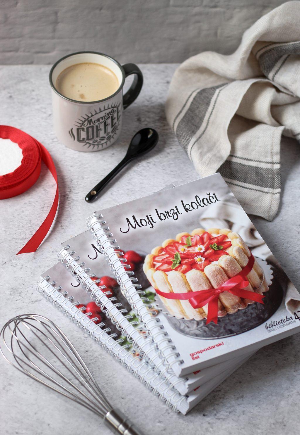 Knjiga Moji brzi kolači 3