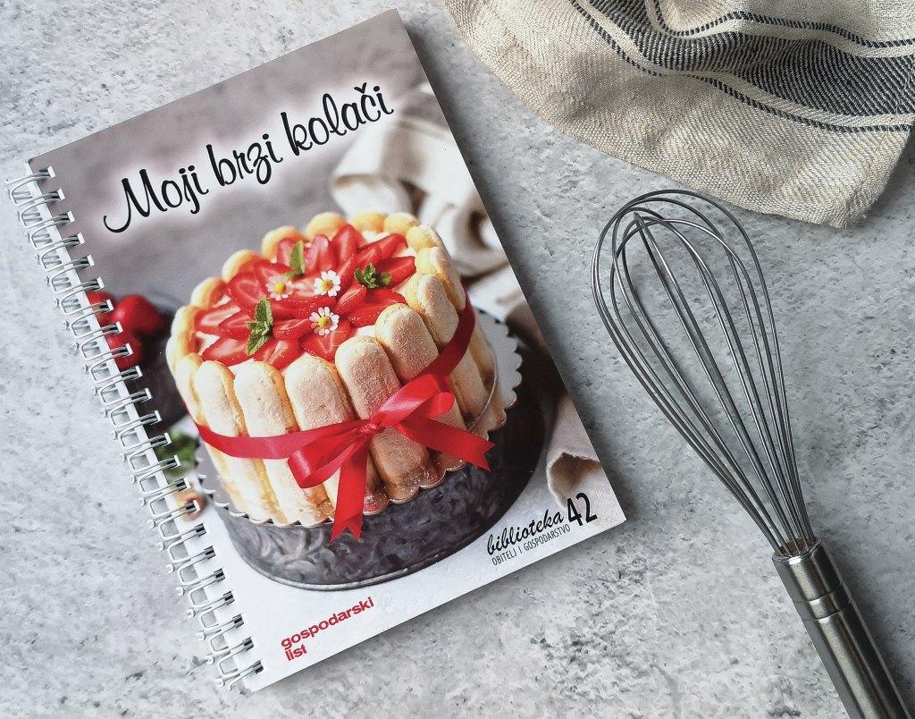 Knjiga Moji brzi kolači 1