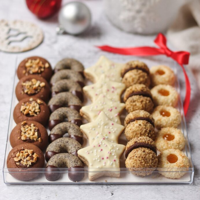 Božićni keksi - 5 vrsta