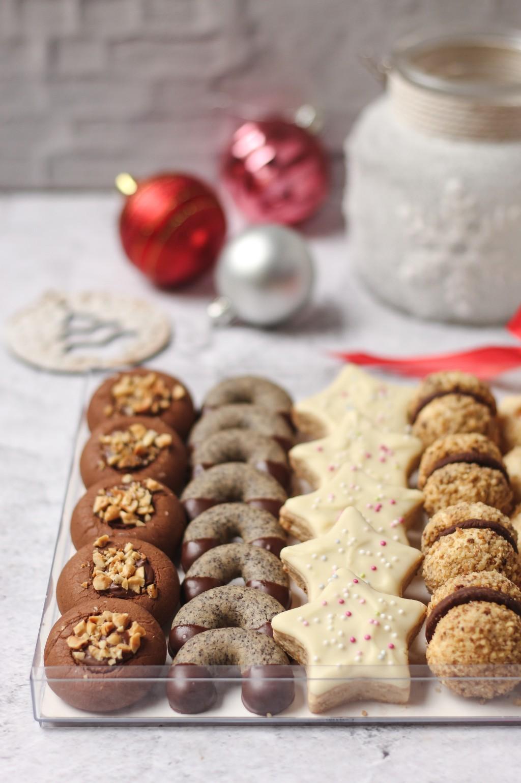 Božićni keksi - 5 vrsta 2