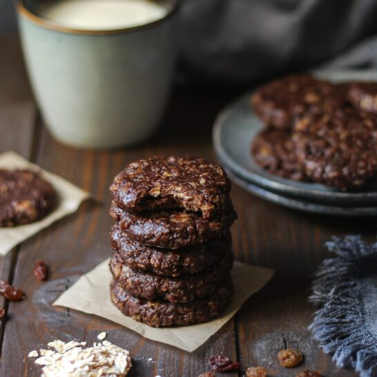Čokoladni ovseni keksići 1