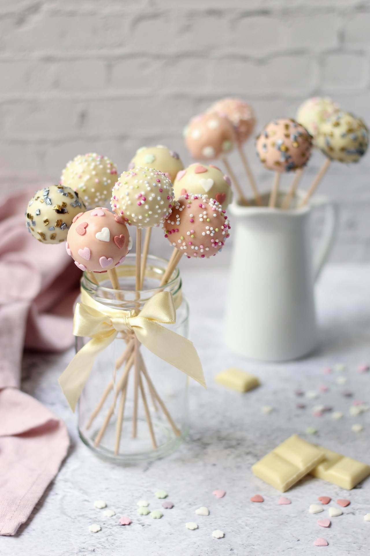 Kejk pops (cake pops) 1