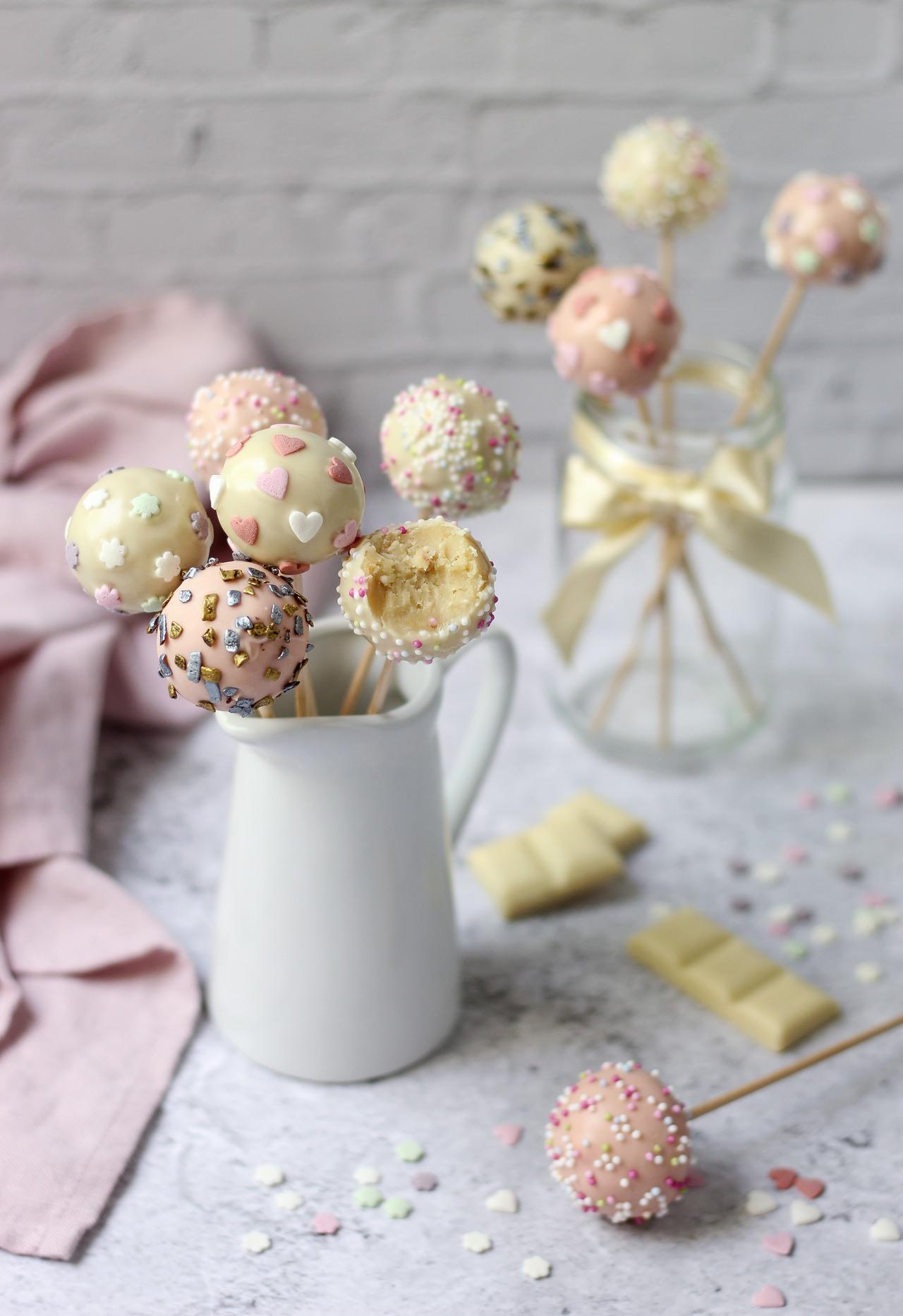 Kejk pops (cake pops) 2