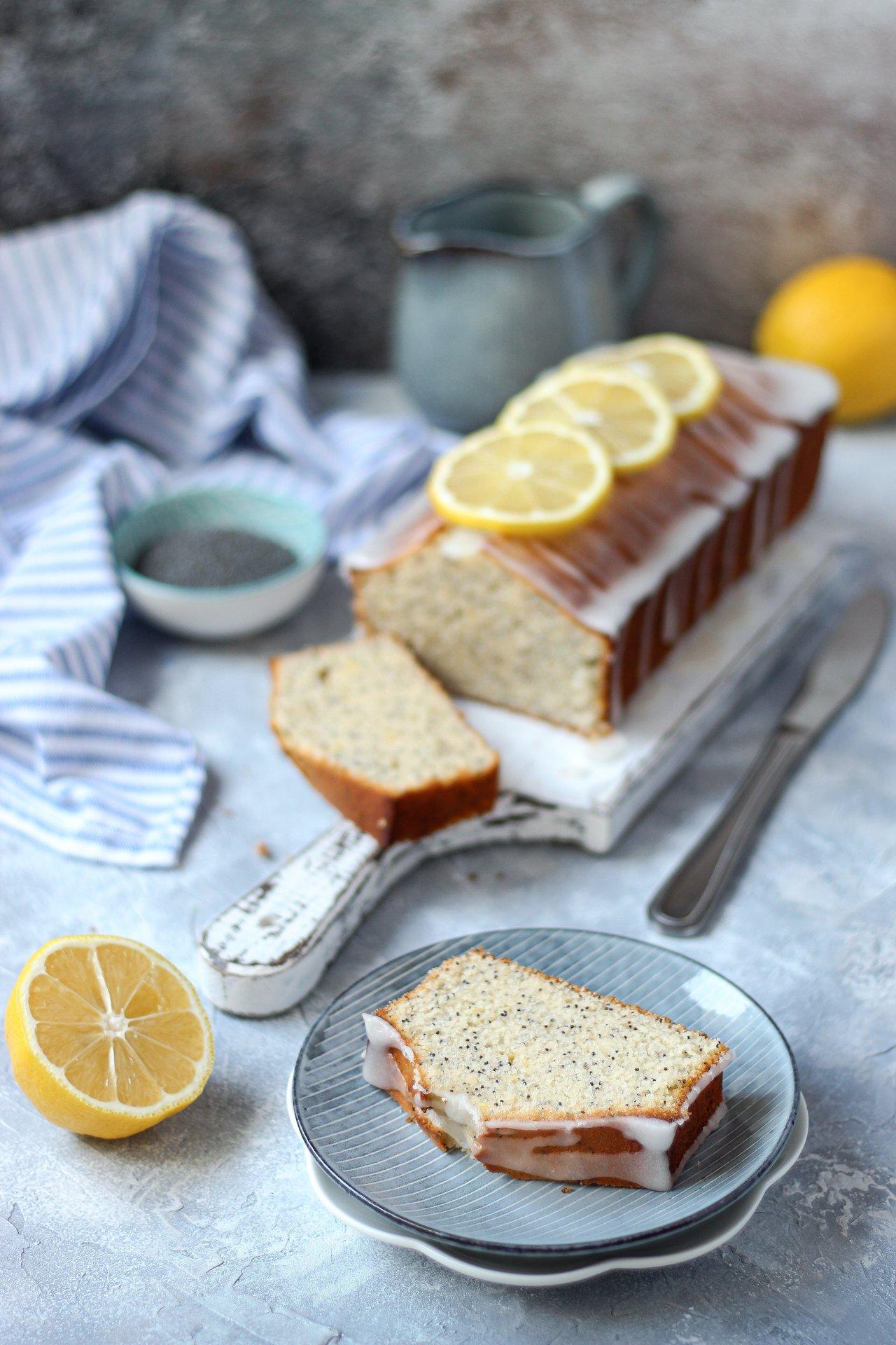Limun kolač sa makom 1