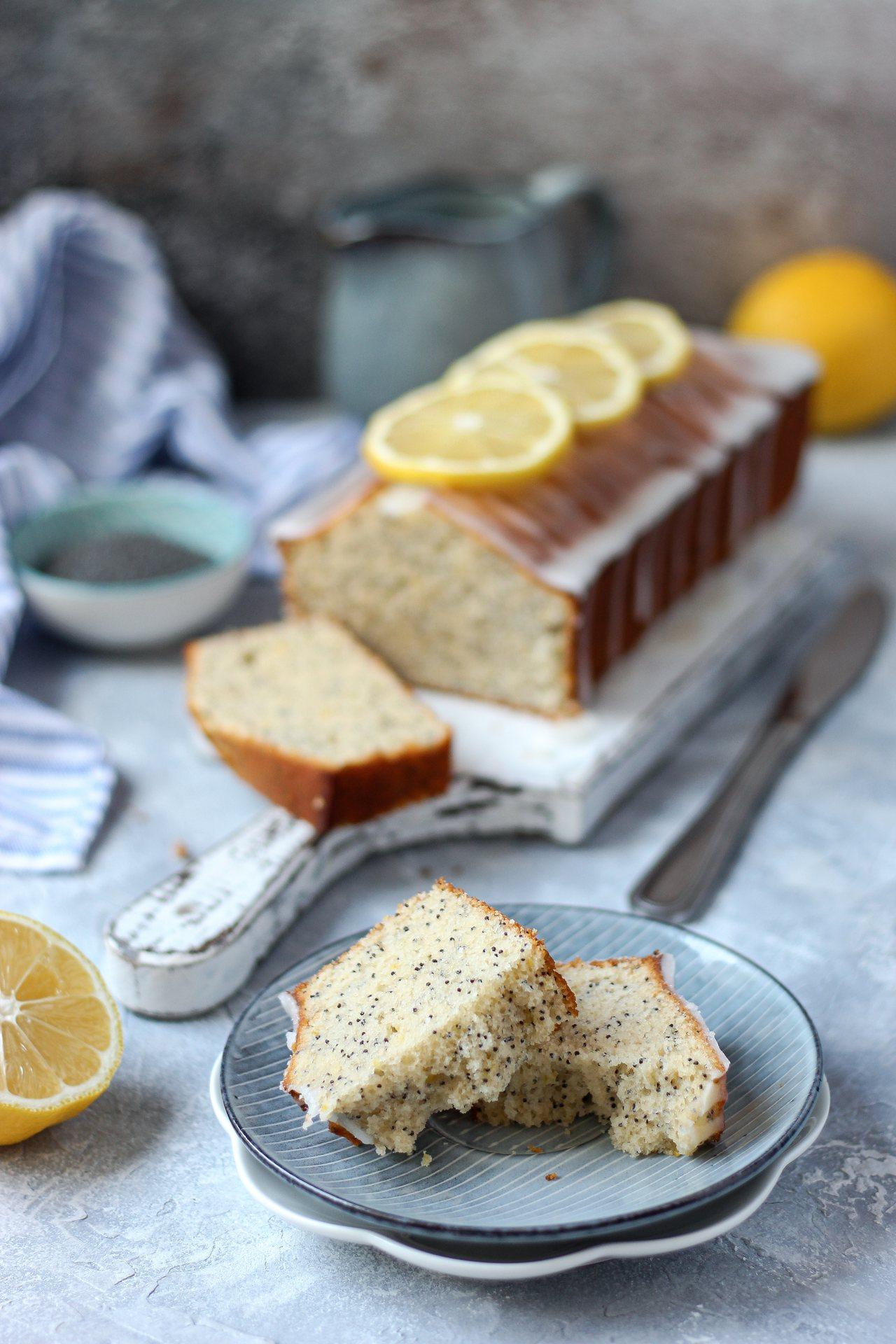 Limun kolač sa makom 2