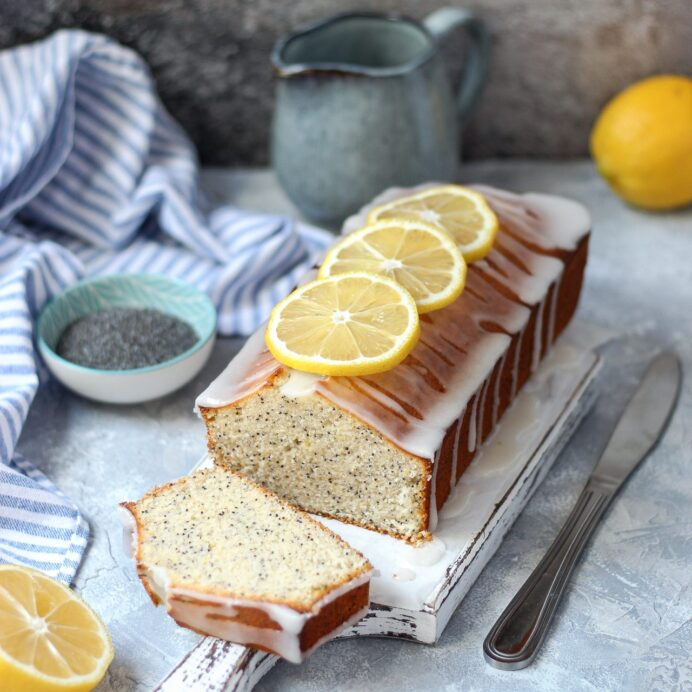 Limun kolač sa makom 6