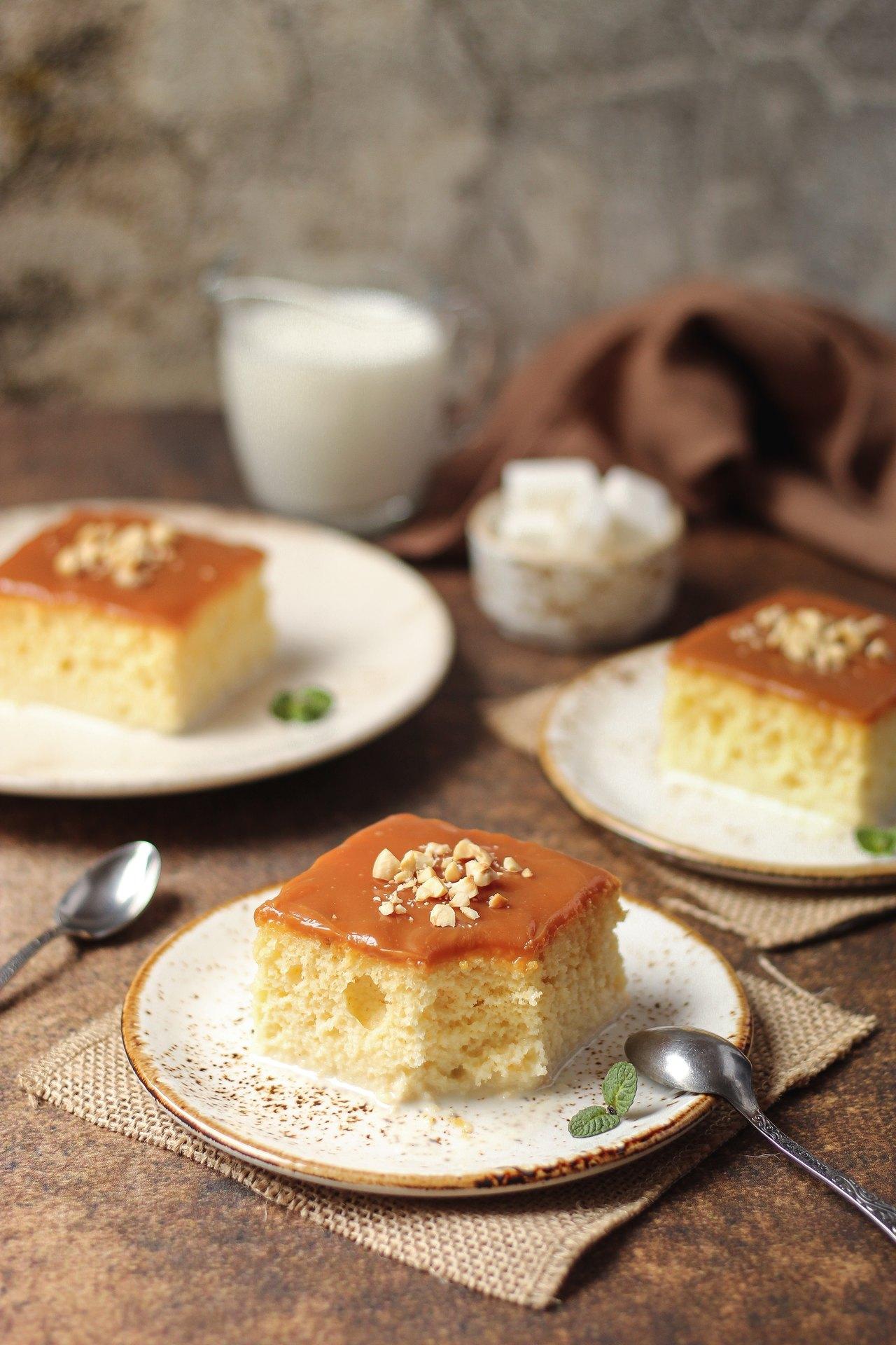 Tres Leches kolač 3